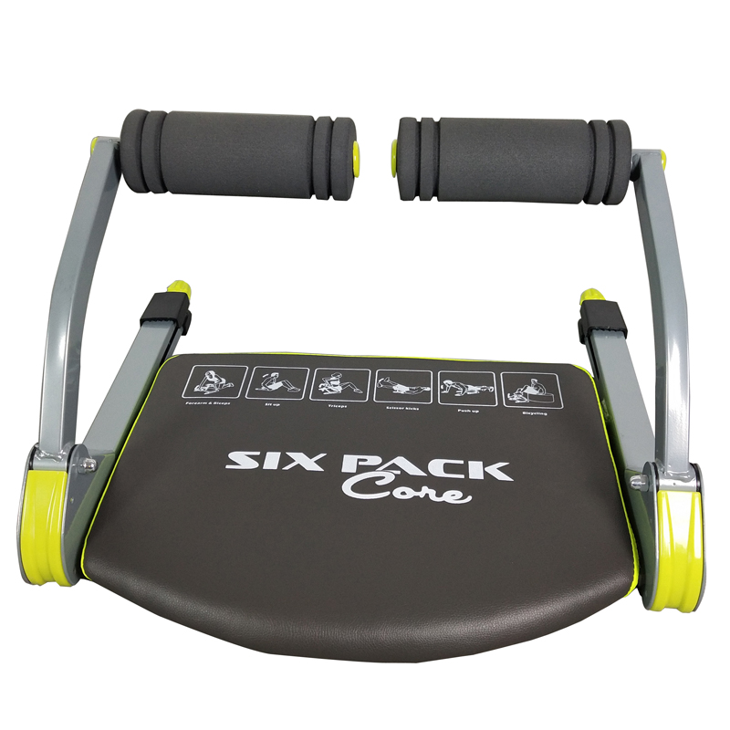 abs total core exercise bench
