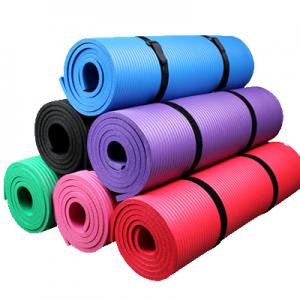 super thick yoga mat
