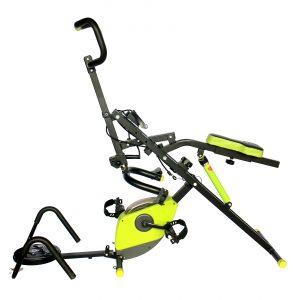 AB bike with twister